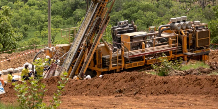 Roxgold Extends Ancien High-Grade Gold Zone By 60m