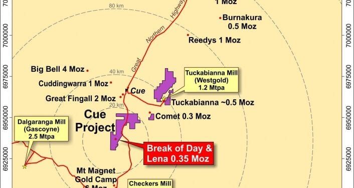 Musgrave Confirms High-Grade Discovery At Break Of Day