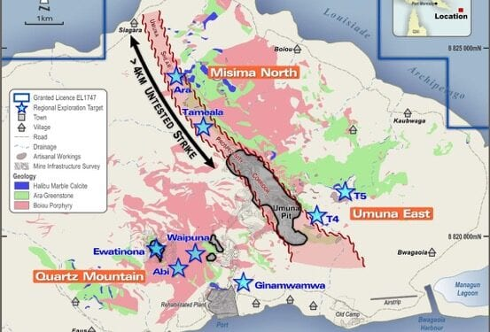 Ewatinona Delivers Further Positive Drilling Results