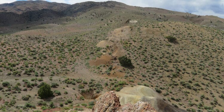 Tertiary Ready To Drill At Pyramid Gold Project