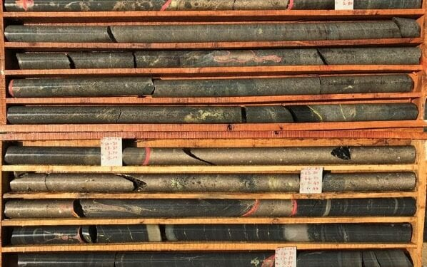 Blackstone Intersects Over 9 Metre Wide Zone Of Nickel Sulfides At Ban Chang