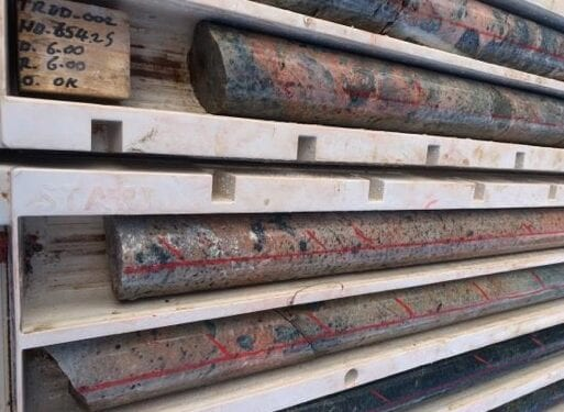 Kincora Sights Positive Visual Drill Results At Trundle