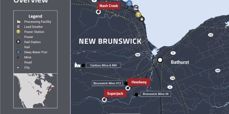 Callinex Increases Land Package At Nash Creek Project