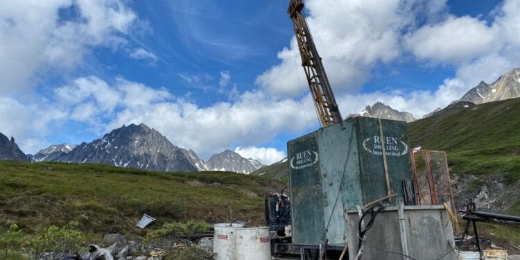 Nova Hits Continuous Gold Mineralisation From Surface At Korbel
