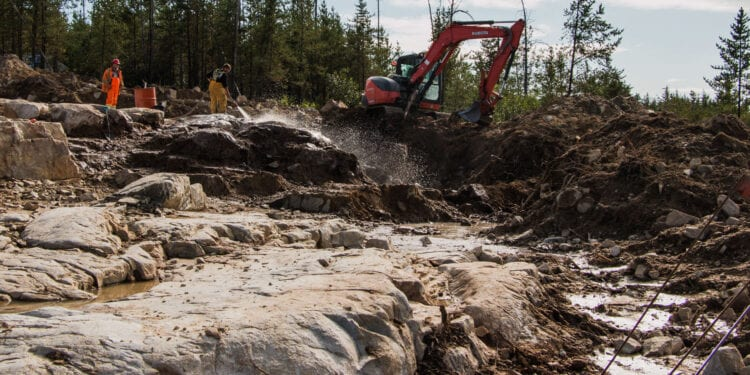 Eastmain Resumes Exploration In James Bay