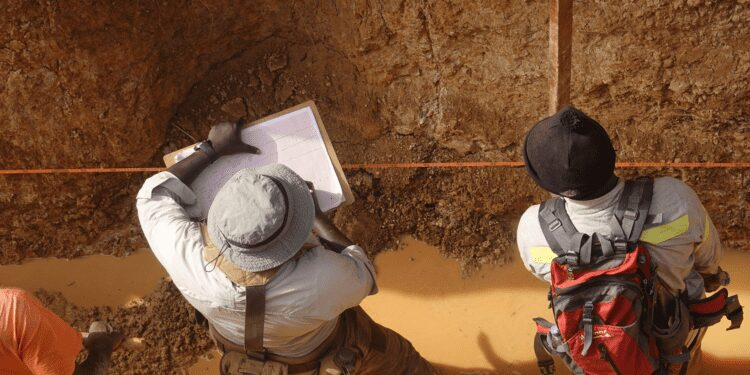 Predictive Intersects High-Grade Gold Over 160m Of Strike