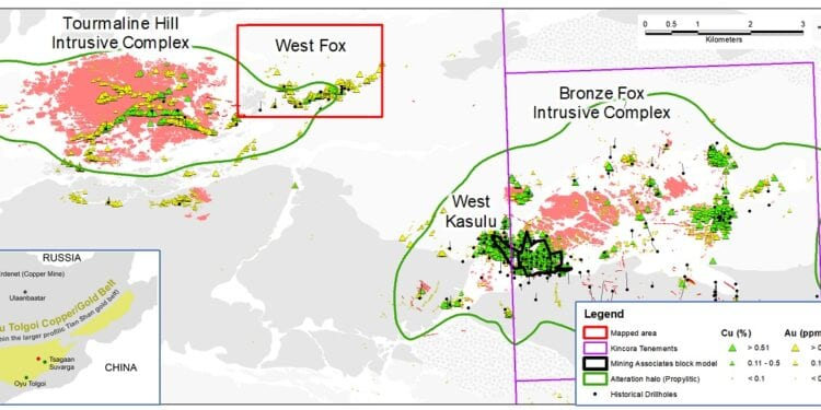 Kincora Chasing Gold And Base Metals Target In Mongolia