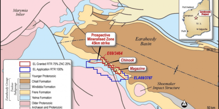 Rumble Continues To Significantly Increase Earaheedy Mineralisation Footprint