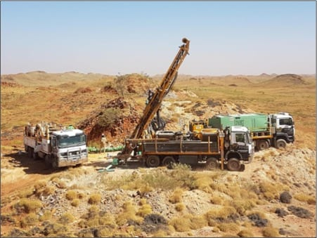 Kairos Minerals Hits Wide Shallow Gold Zones At Roe Hills