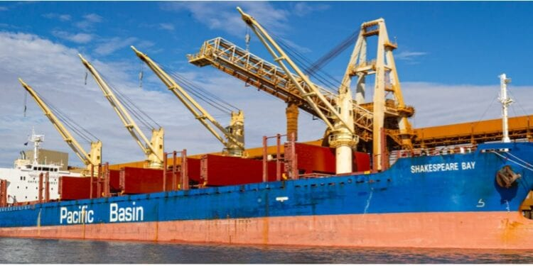 Historic Day For Element 25 With First Ore Shipment