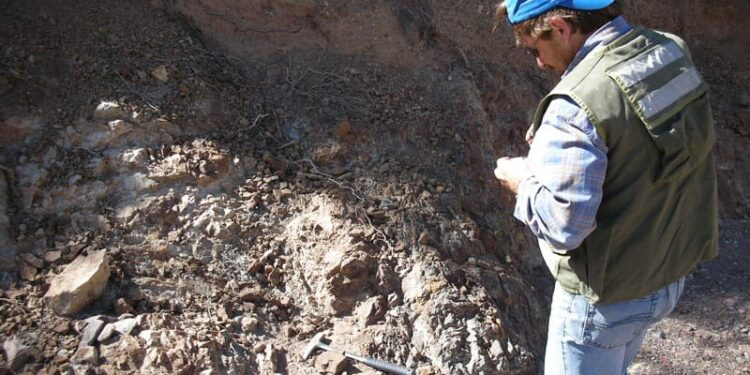 Golden Arrow On Target At Yanso Gold Project