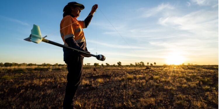 Emmerson Flying High With Drilling And Drone Survey Results