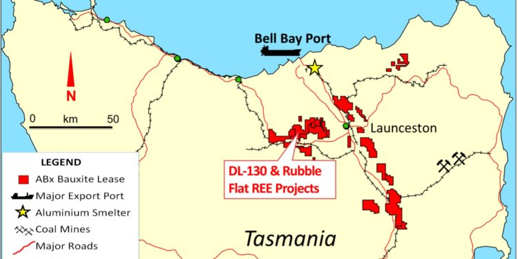 Australian Bauxite Significantly Increases Rare Earth Prospect Size In Tasmania