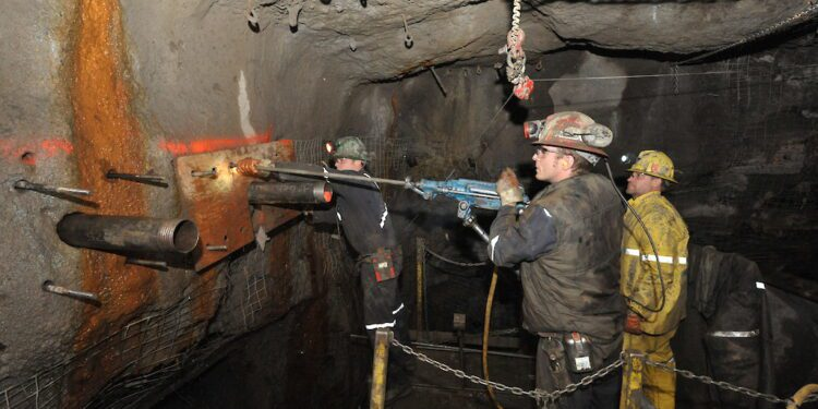 Omineca Makes Final Preparations For Underground Operations