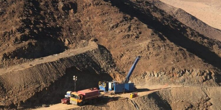 Tesoro Obtains Exceptional Drill Result At Ternera