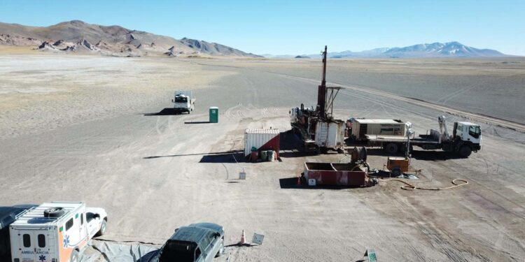 Galan Lithium Forms Traceability Partnership In Argentina