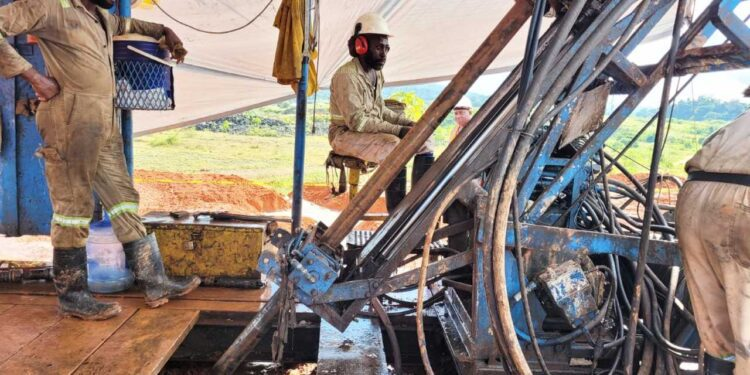 Omai Gold Mines Completes Phase 1 Drilling In Guyana