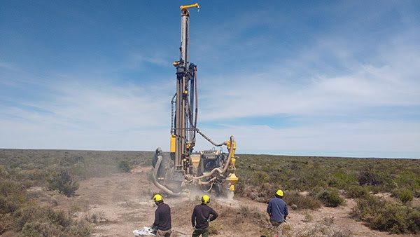 Blue Sky Uranium Launches Argentinian Drill Programme