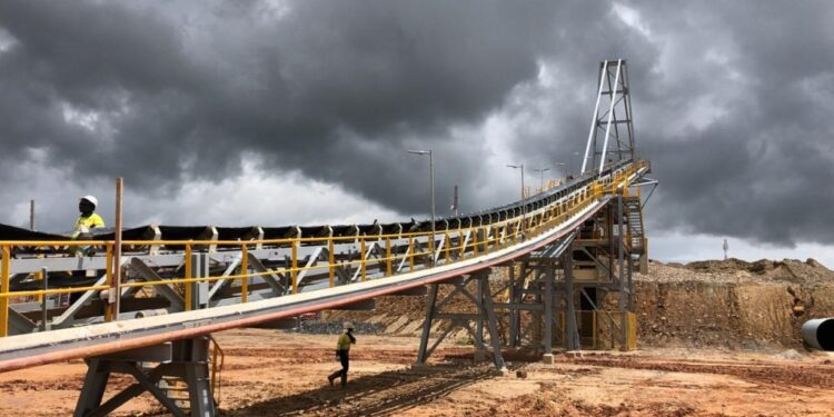 West African Intercepts 79m At 2.0 g/t Gold In Burkina Faso