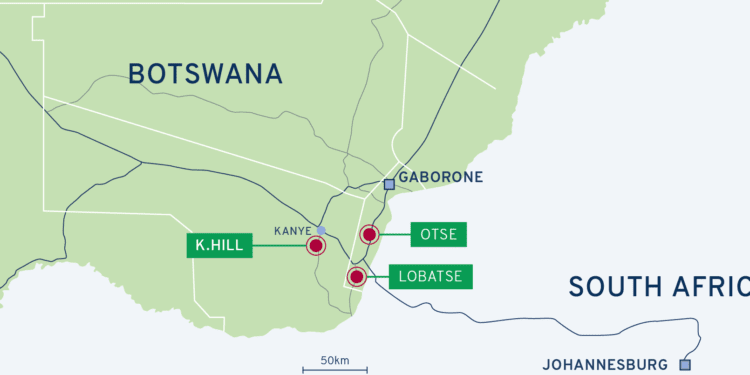 Giyani Metals Unveils Updated K.Hill Resources Numbers