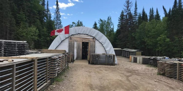 Red Pine Exploration Intersects Very High-Grade Gold In Minto Vein