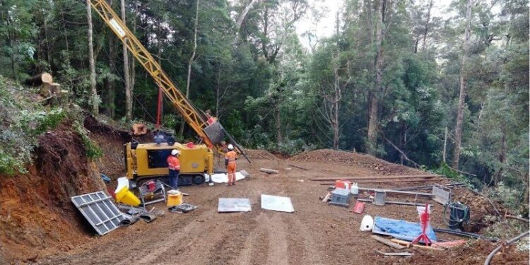 Venture Minerals Discovers Large Mineralised Skarn Along Strike From Renison Bell Tin Mine