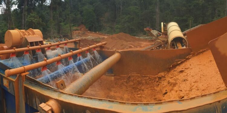 Goldsource Mines Swoops At Eagle Mountain