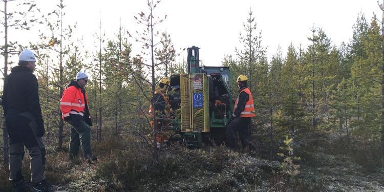 S2 Resources Hits Further High-Grade Gold Intercepts At Aarnivalkea
