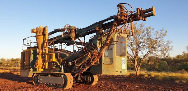 Thor Mining Strikes First Blow At Ragged Range Project