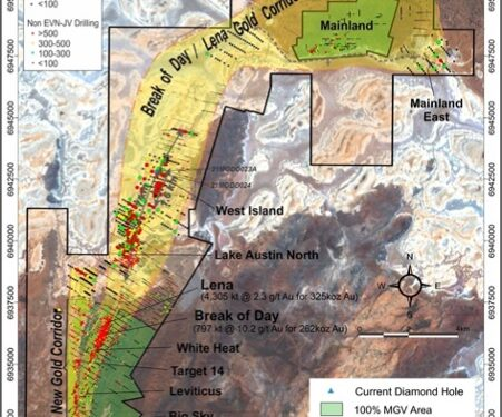 Musgrave And Evolution To Fast-Track Cue JV Drilling