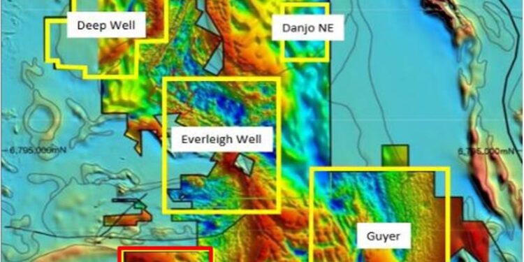 Iceni Defines Five Km Gold Soil Anomaly